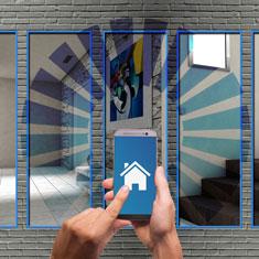 Somfy Smart Home Steuerungen